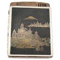 Vintage Large  Japan Lighter/Cigarette Holder 1950s Vintage Condition