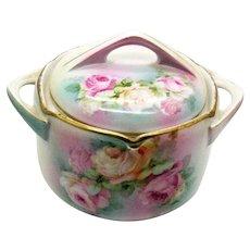 Vintage Antique Cracker Jar Habsburg 1892 Good Condition