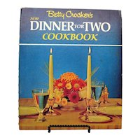Vintage Betty Crocker Cookbook 1964 1St. Edition 9th Printing Good Condition
