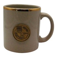 Vintage UPS 75th Anniversary Cup 1982 Good Condition