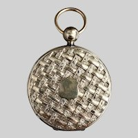 Awesome 1840s Civil War Era Locket
