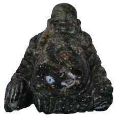 Jade Buddha Happy Big Statue, 20th Century