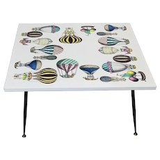 Mid Century Fornasetti Coffee Table