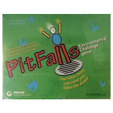 Vintage PITFALLS Environmental Challenge Game by Sikorsky Aircraft and Barker Specialty Co. 1997 NOS
