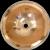 Handworked Handmade Solid Copper Hammered Effect Metal Vintage Washbasin 37 cm diameter with over lip