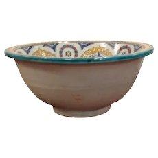 59 35cm Single Sided Handmade Moroccan Pottery Ceramic Vintage Washbasin Wash basin Bathroom Sink Alfresco Kitchen Sink