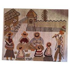 Woven Wall Art by Vyuri