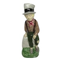 Toby Mug David Copperfield, Wood & Sons, Dickens