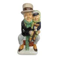 Tiny Tim & Bob Cratchit Toby Mug, Wood & Sons
