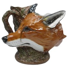Royale Stratford Staffordshire Stirrup Cup Fox & Horse Pitcher