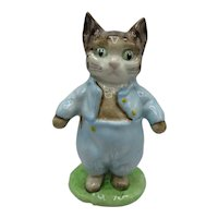Tom Kitten Figurine, Beswick, 1974-85, BP 3b