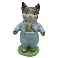 Tom Kitten Figurine, Beswick, 1974-85, BP 3b