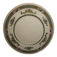 12 Royal Doulton Plates Art Deco on White 1923-27