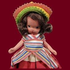 Nancy Ann Storybook Doll Mexico
