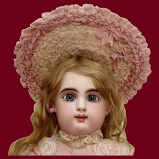 """16.5"""" Jumeau Bebe, Mystery Commissioned Doll"""