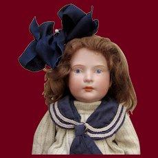 "12"" Rare Armand Marseille Character Doll"