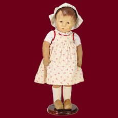 Kathe Kruse Hampelchen Cloth Doll