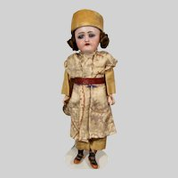 9 in Simon & Halbig Mold 1078 in Ethnic Costume