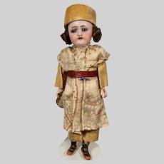 9 in Simon & Halbig Mold 1078 in Ethnic Costume
