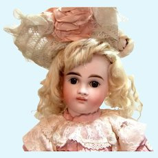 """20"""" Kestner Doll with AT look."""