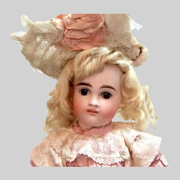 "20"" Kestner Doll with AT look."