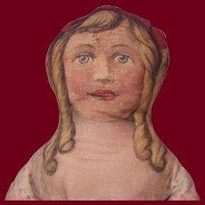 26 inch Art Fabric Mills Cloth Doll