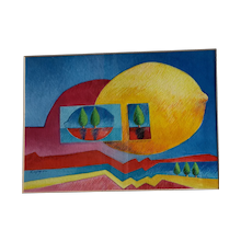 Gouache Art