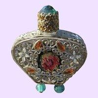 Vintage Irice Perfume Bottle