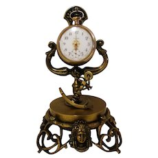 1920's Anchor Pocket Watch Stand