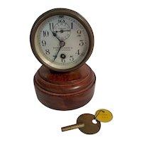 Antique Pierce Arrow Automobile  Clock