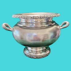 19TH Century Decorative Silver Bowl