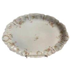 Antique Haviland Limoges Serving platter