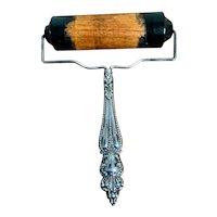 Antique Sterling Silver Ink Roller/Blotter