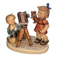 Camera Ready Hummel figurine