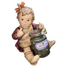Marmalade Lover Hummel Figurine