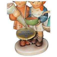 Going to Grandma's Hummel Figurine