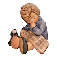 A Nap Hummel figurine