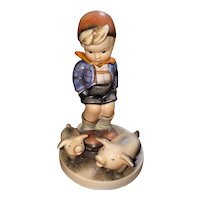 Farm Boy Hummel Figurine