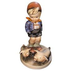 Farm Boy Hummel Figurine