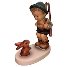 Sensitive Hunter Hummel figurine