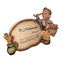 The Artist Plaque Hummel figurine