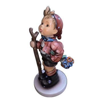 Country Suitor Hummel Figurine
