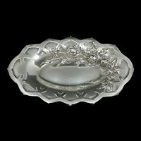 Antique Sterling Silver Pin Tray c.1915 (1.2oz)