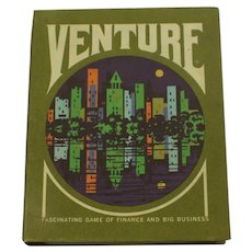 Venture Card Game - Game of Finance & Big Business