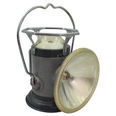 Delta Powerlite Railroad Mining Lantern Flashlight