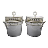 Pair of KPM Kurland ice cooler