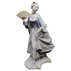 Rosenthal Kunstabteilung Germany Marquise figurine model #778