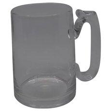 Steuben Beer Mug #7921 designed by Irene Benton