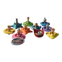 Jetsons Collectable Characters and Movie Pin