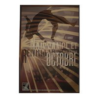 Limited Edition Renaissance En Normandie Festival poster